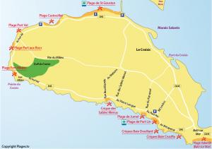 les plages du croisic baignade tourisme