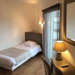 chambre simple hôtel l'estacade le croisic