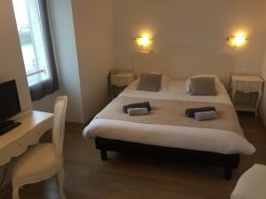 chambre grand confort vue sur le port hôtel l'estacade le croisic