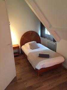 chambre triple l'estacade Le Croisic hôtel