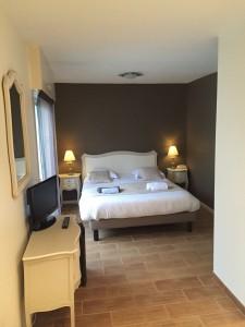 chambre suite sur le port du Croisic espace hôtel 3 etoiles