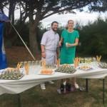 Laura et Charles service traiteur l'estacade au Croisic