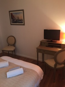 chambre standard hôtel l'estacade Le Croisic
