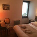 chambre standard le Croisic hôtel l'estacade