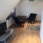 chambre lit jumeaux L'estacade Le croisic hôtel